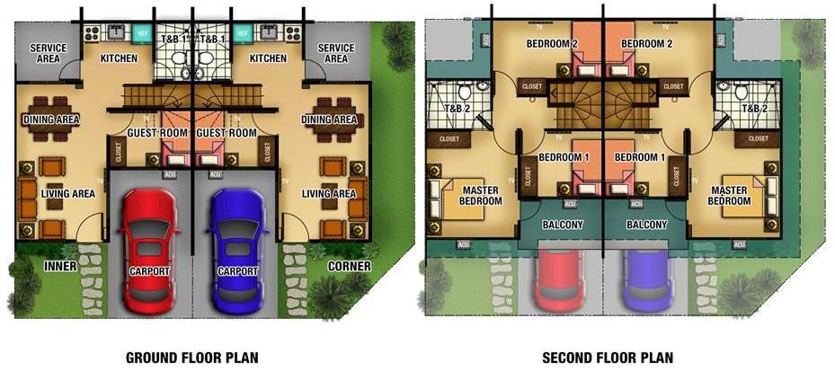 Adelle Floor Plan