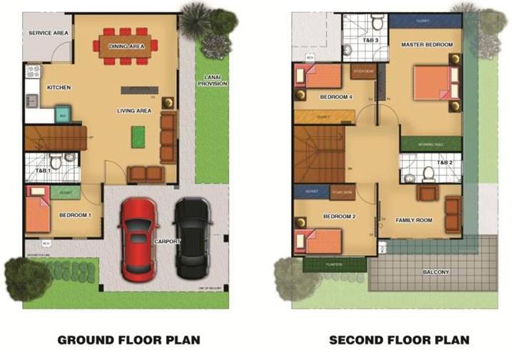 Briana Floor Plan