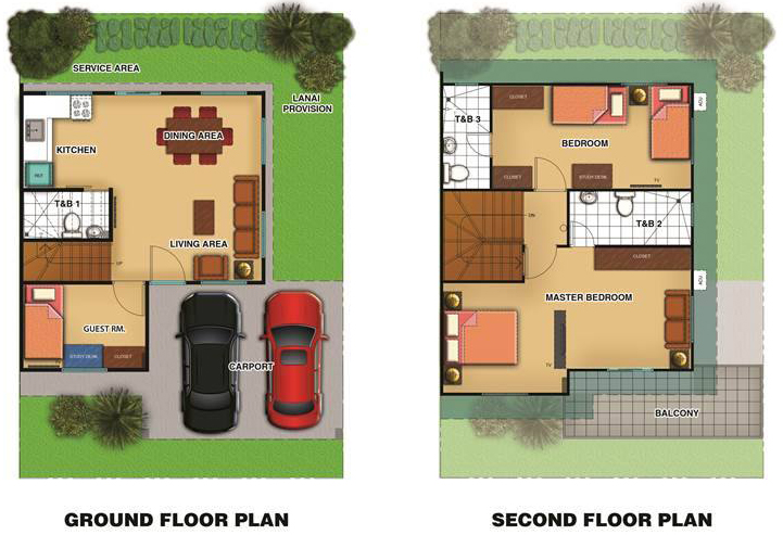 Chessa Floor Plan